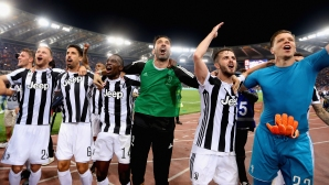 Ювентус е шампион след равенство с Рома