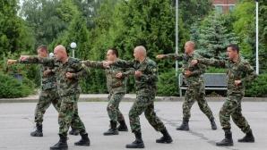 НСА - Демонстрации на група антитерористична операция на НСО и бригада Специални сили