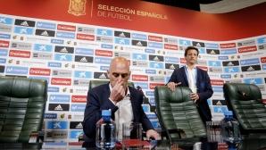 Испания уволни Лопетеги