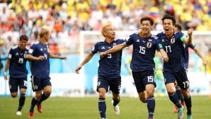 Колумбия - Япония 1:2