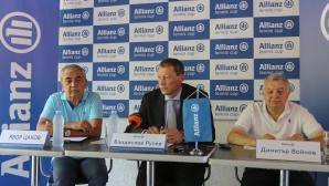 Пресконференция за международния тенис турнир за жени за купата на алианц България