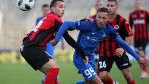 Левски - Локомотив София 2:0
