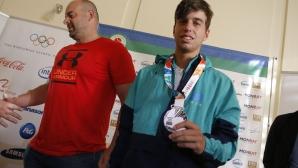Адриан Андреев се завърна от Буенос Айрес