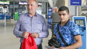 Първата група български щангисти замина за Световното първенство в Ашхабад