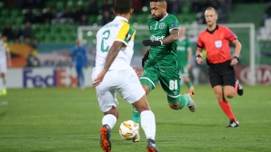 Лудогорец се препъна срещу АЕК Ларнака (0:0)
