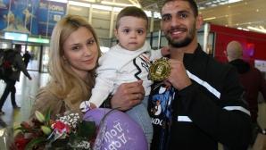 Ивайло Иванов се прибра със злато от Гран При в Хага след победа на световния шампион
