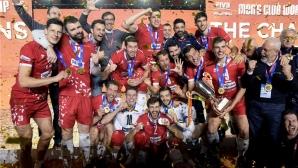 Финал на клубния Мондиал 2018: Тренто - Лубе 3:1