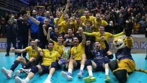 Хебър взе мечтаната Купа на България