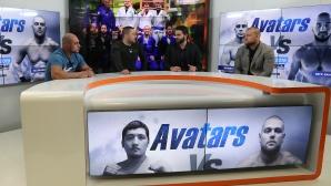 Александър Цонев и Георги Георгиев гости в студиото на Sportal.bg