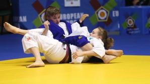 Българското участие на Европейската отворена купа в София