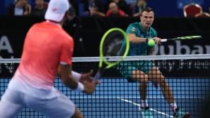 Матео Беретини - Мартон Фучович - Sofia Open 2019