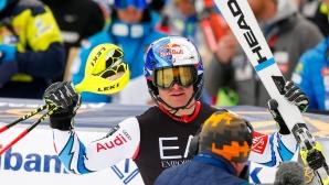 Световният шампион Алекси Пентюро спечели комбинацията за СК в Банско