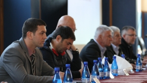 Редовното общо събрание на българската федерация по борба