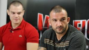 Бранко Бабачев, Живко Стоименов и Анита Доганова гости в студиото на Sportal.bg