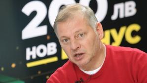 """Петко Петков е гост на """"От дузпа в тъч"""""""