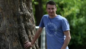 Интервю с Краси Анев