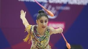 Държавно първенство художествена гимнастика -  девойки