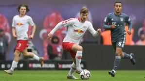 РБ (Лайпциг) - Байерн (Мюнхен) 0:0