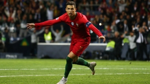 Португалия - Швейцария 3:1