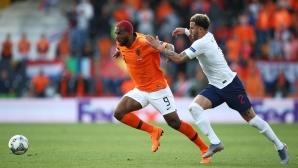 Холандия - Англия 3:1