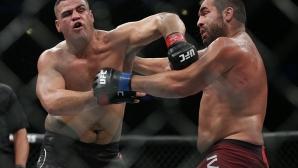 Багата постигна втора победа в UFC