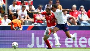 Швейцария - Англия 5:6