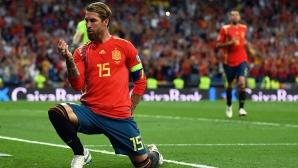 Испания - Швеция 3:0