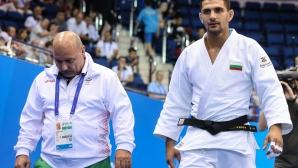 Ивайло Иванов със сребро на Европейските игри в Минск