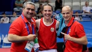 Станимира Петрова ще боксира за титла на Европейските игри в Минск