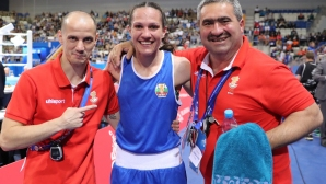 Станимира Петрова донесе второ злато на България от Европейските игри в Минск