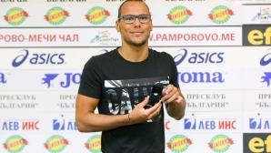 Плувецът Антъни Иванов е спортист номер едно на месеца