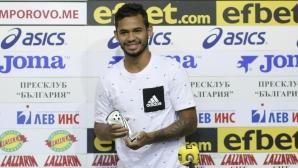 Евандро е играч номер едно на трети кръг