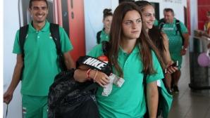 Пристигнаха атлетите от Отборното в Хърватия
