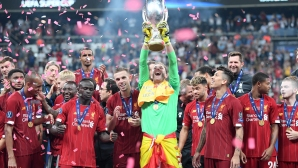 Ливърпул триумфира със Суперкупата на Европа