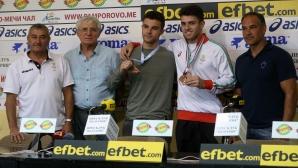 Пресконференция на БФ Гимнастика след големия успех на националния ни отбор за мъже
