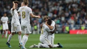 Реал Мадрид - Осасуна 2:0