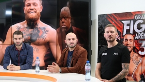 Треньорът на Конър Макгрегър и Георги Валентинов на гости на Sportal преди Grand Fight Arena 3