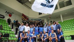 Левски Лукойл грабна Суперкупата на България по баскетбол