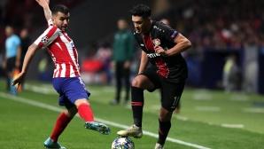 Атлетико Мадрид - Байер Леверкузен