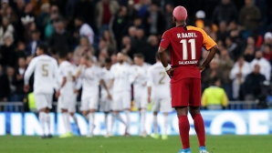 Реал Мадрид - Галатасарай