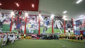 Благотворителен турнир по футбол