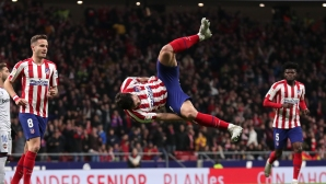 Атлетико Мадрид - Леванте 2:1