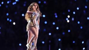 Шоуто на Шакира и Джей Ло на полувремето на Супербоул