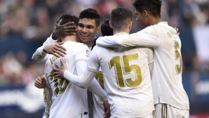 Осасуна - Реал Мадрид 1:4
