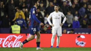 Леванте - Реал Мадрид
