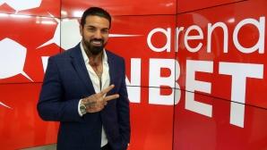 Благой Георгиев говори за новото си начинание и българския футбол