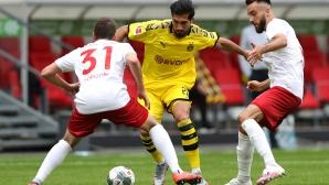 Фортуна (Дюселдорф) - Борусия (Дортмунд) 0:1
