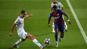 Барселона - Наполи 3:1