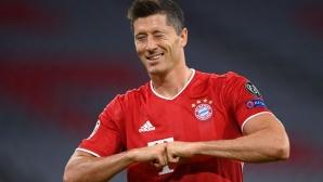 Байерн Мюнхен - Челси 4:1
