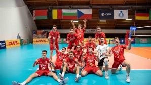 България U18 излъга Италия след драма на Европейското